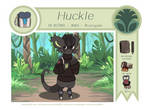 [Griffia ARPG] Affinity Card - Huckle
