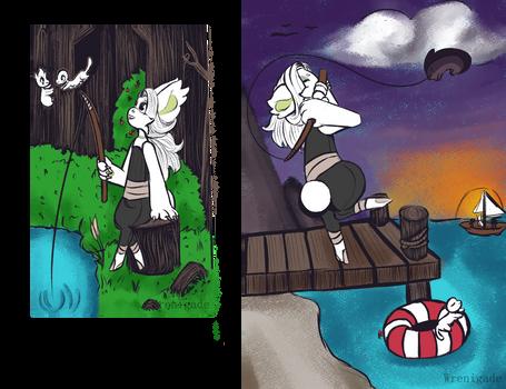 [Griffia ARPG] May - Fishing Trials