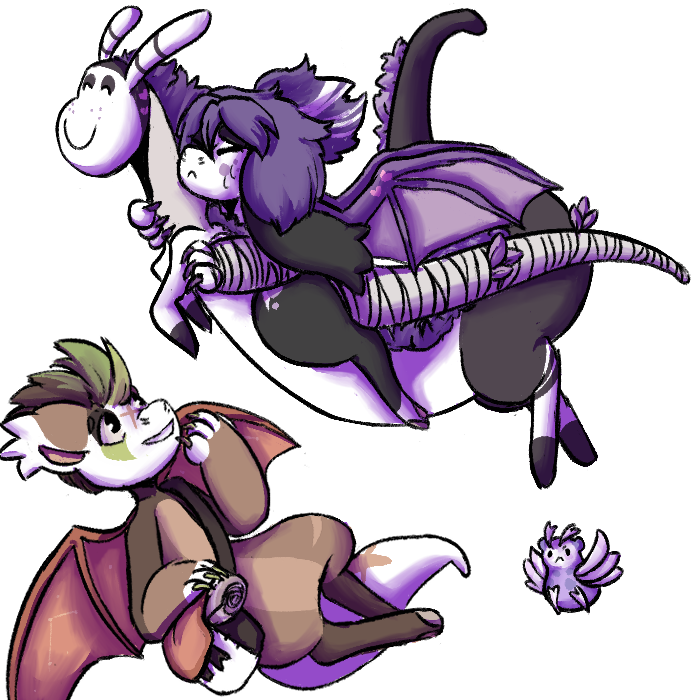 Dragon Migration 2