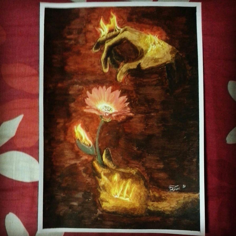 untitled 03 (hands of pyro) by tejiri9B
