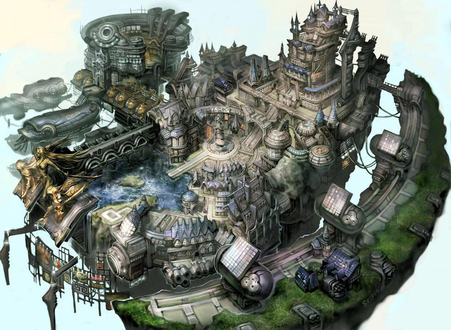Total War Warhammer City Builds