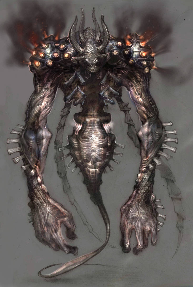 monster by rabbiteyes