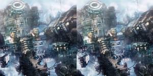 Dock  -a magic eye version