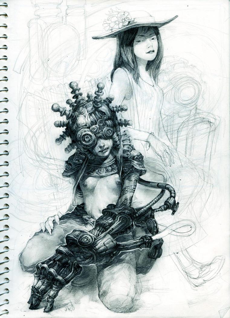 """[AVENTURA INICIAL] """"Jugando con fuego"""" [Martillo de Brujas, 5 de Noviembre - 897 d.g] Electric_chair_girl_by_rabbiteyes"""