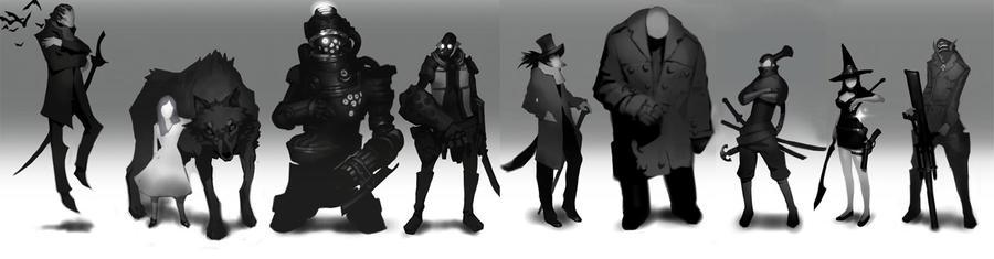 sketch-z by rabbiteyes