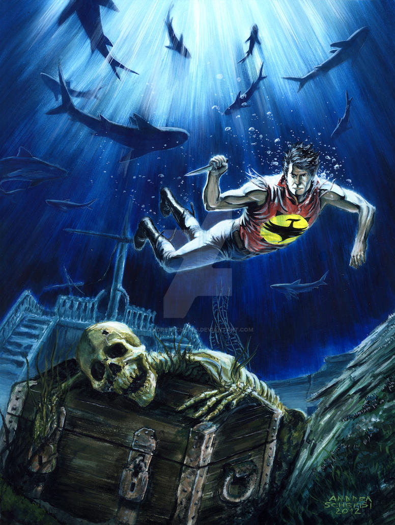 Cover Reloaded Contest - Zagor by AndreaSchepisi