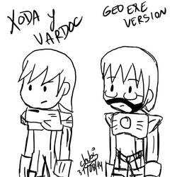 Xoda Y Vardoc- Geo Exe Ver by Chubi-Nagumo