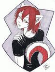 5) Werewolf: Aaron