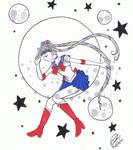 12) Moon: Sailor Moon