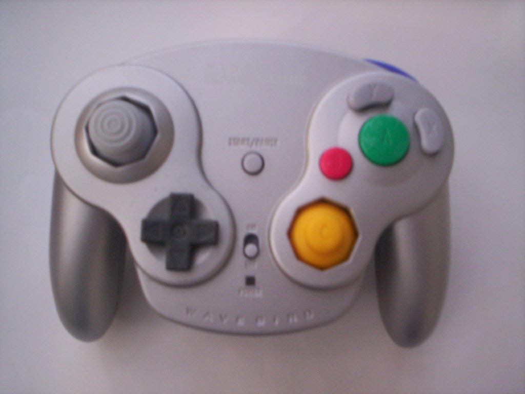 My GAMECUBE Controller by Mactel-Mordek on DeviantArt
