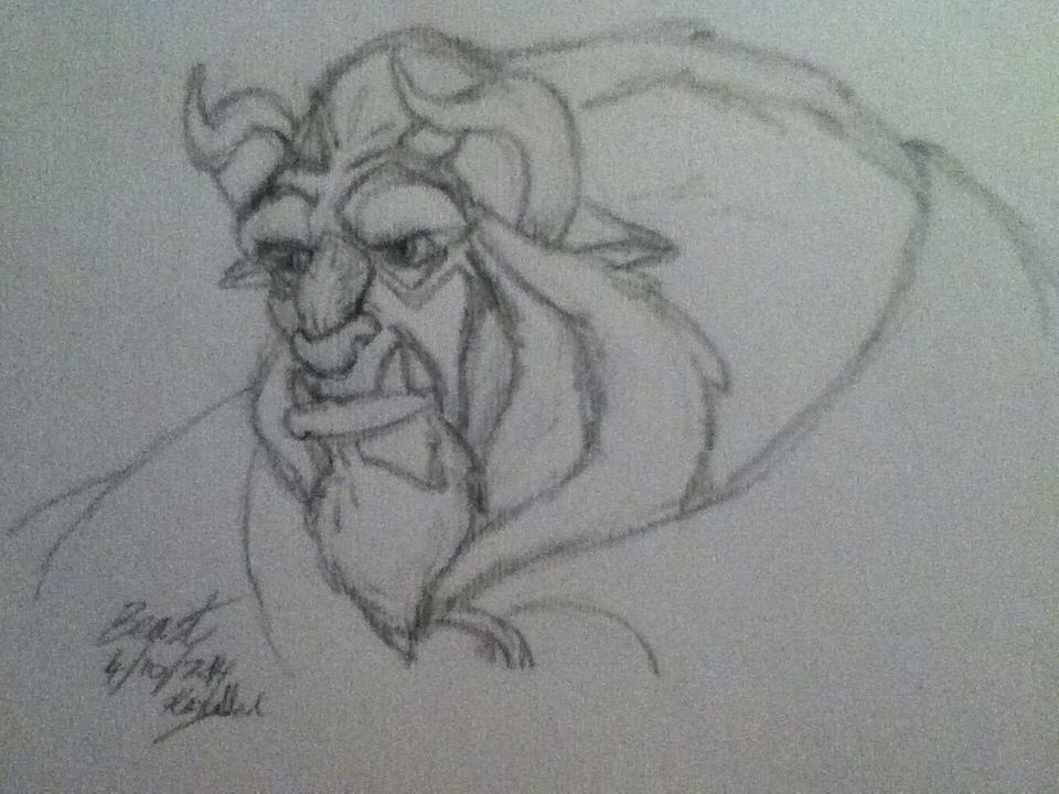 Beast by Dragon-princess08