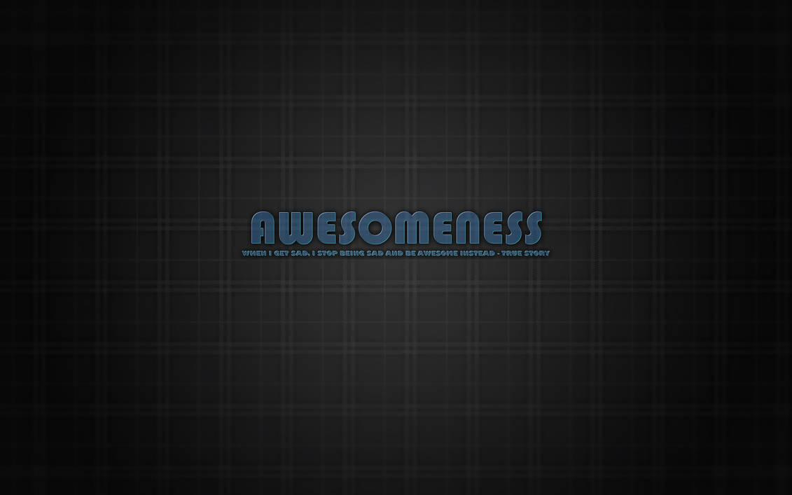 Awesomeness Glass