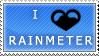 Rainmeter Stamp by Taichou-Henk