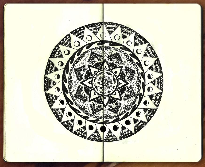 hindu mandala wallpaper - photo #13