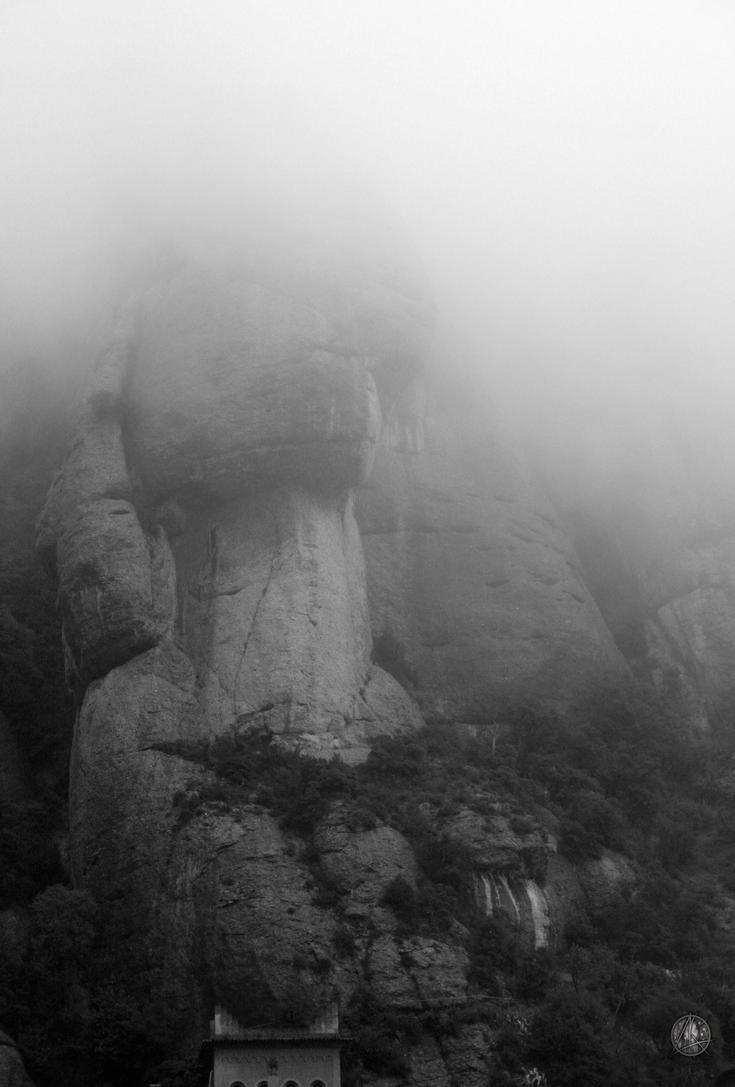Montserrat's monastery by Aialeth-Kyresh