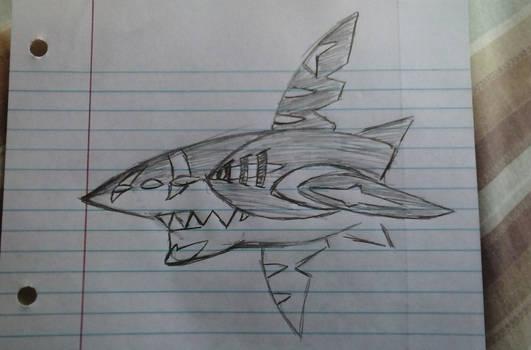 Mega Sharkpedo