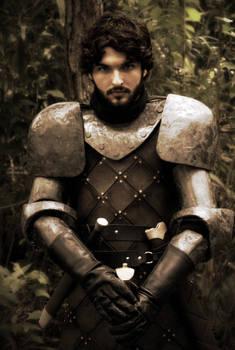 Robb Stark cosplay
