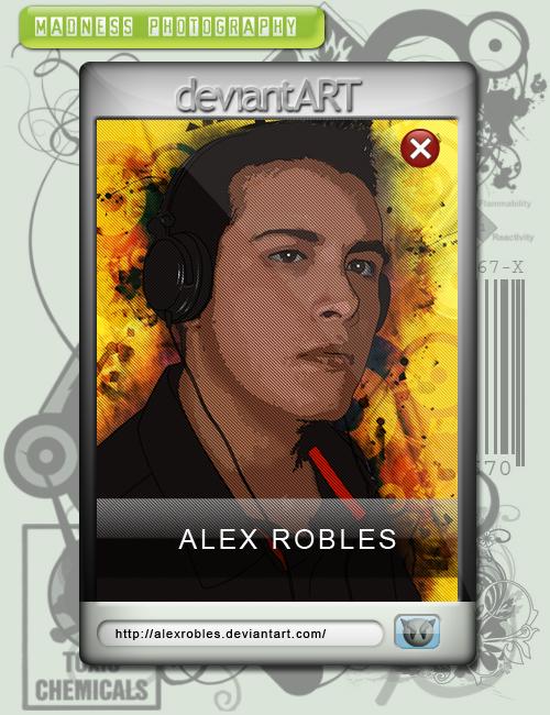 alexrobles's Profile Picture
