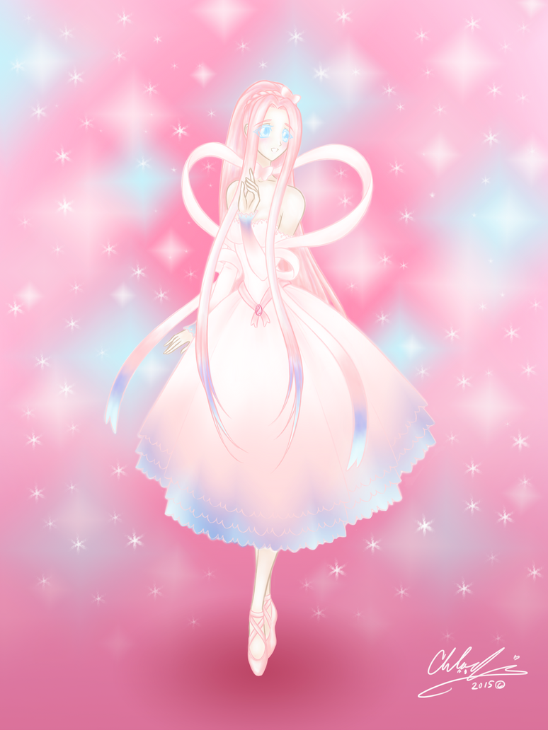 Eeveelution Gijinka Sylveon By Flapinko On DeviantArt Wallpaper