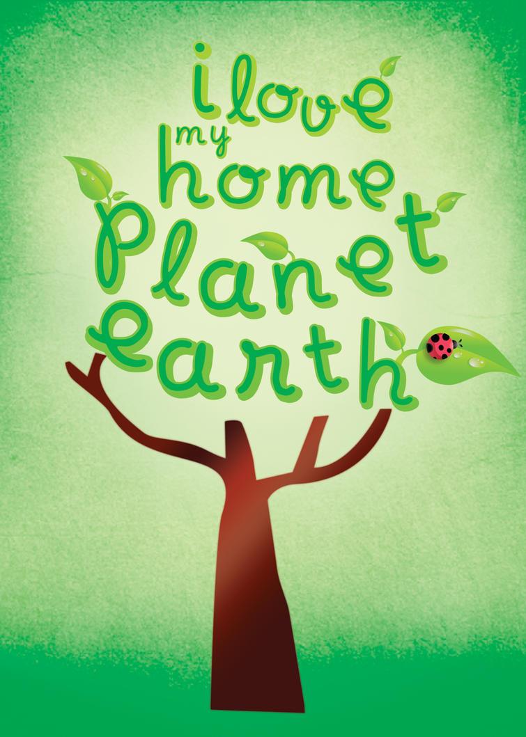 I Love My Earth