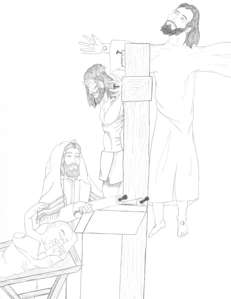 Jesus of Nazareth, the Messiah by ROSchwoe