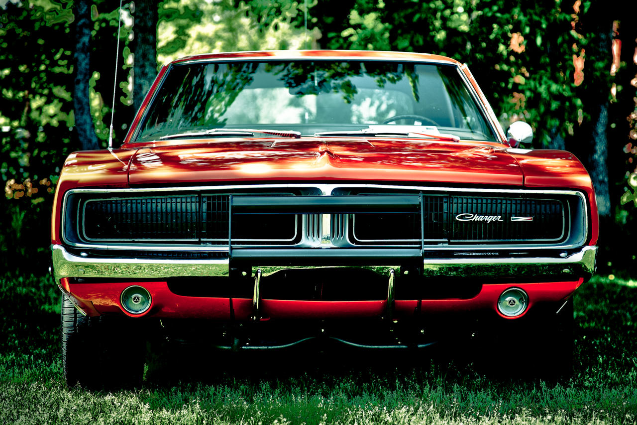 1969 dodge charger headlights wallpaper - photo #11