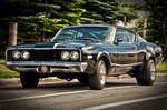Mercury Cyclone GT 1968 3/4 view