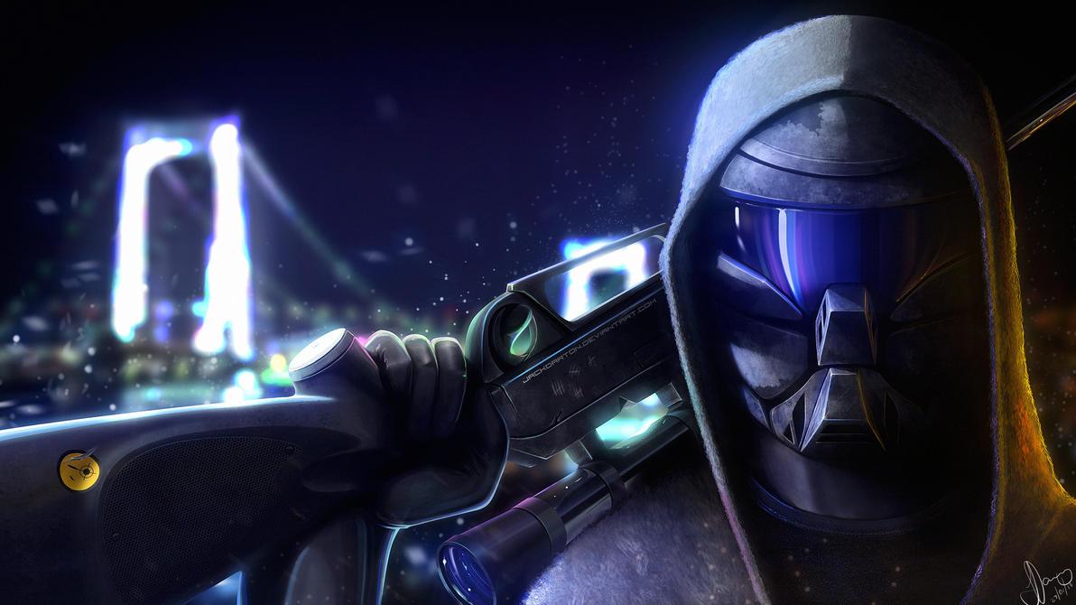 The Sniper by jackdarton
