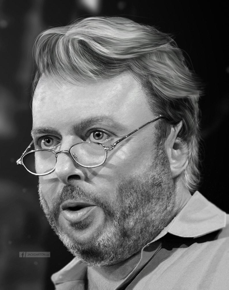 Hitchens by jackdarton