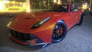 F12 Red
