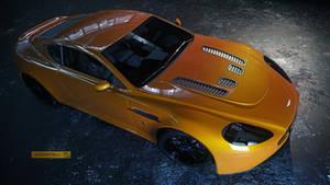 V12 Vantage