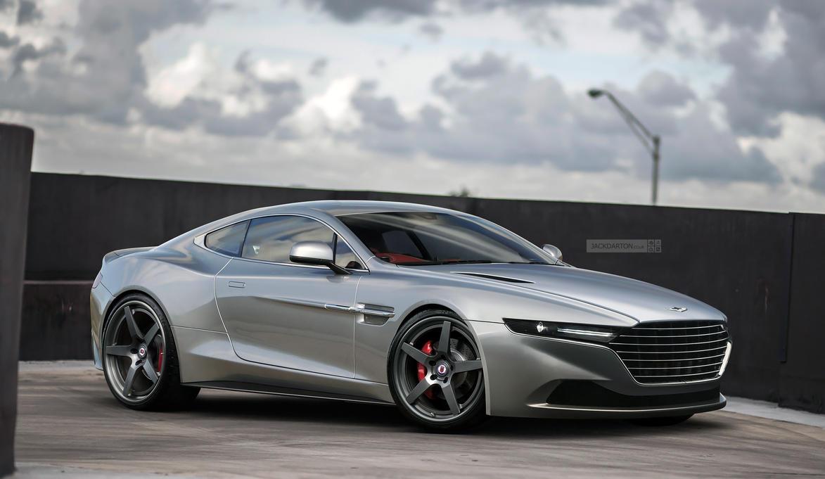 Aston Martin Lagonquish by jackdarton