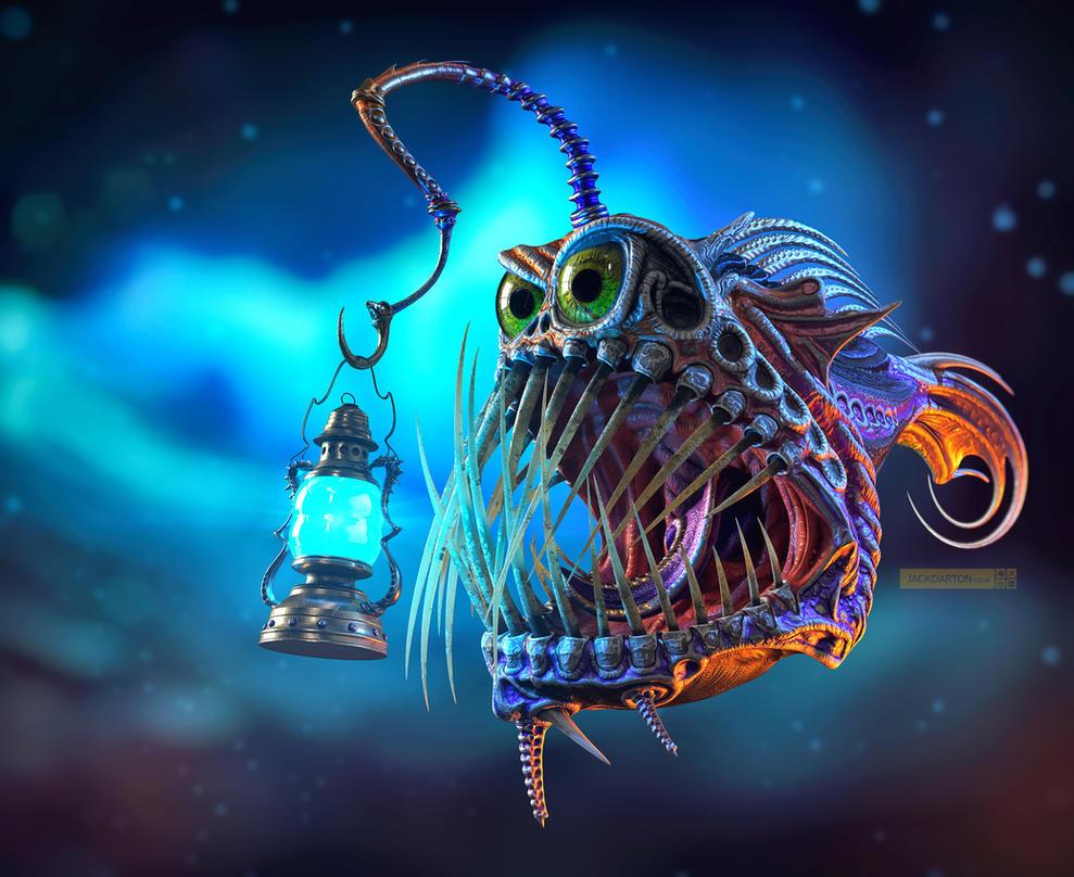 Fishy by jackdarton