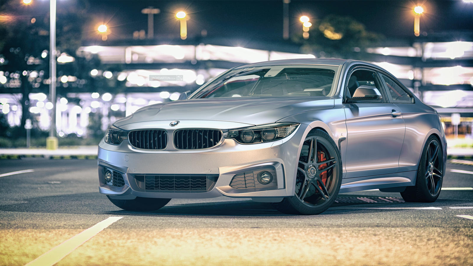 bmw 4 series m sport by jackdarton on deviantart. Black Bedroom Furniture Sets. Home Design Ideas