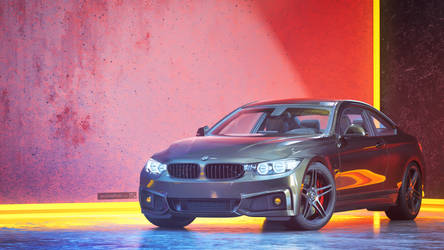 Another M Sport 4 Series by jackdarton