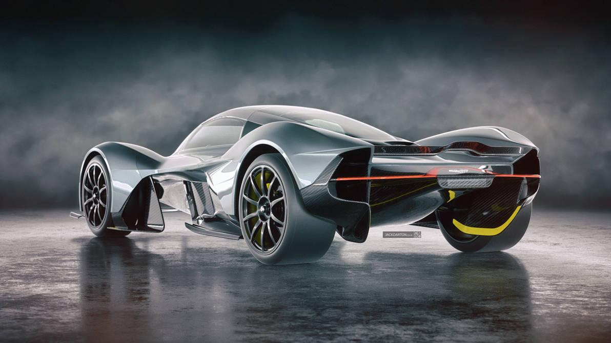 Aston Martin Valkyrie By Jackdarton On Deviantart
