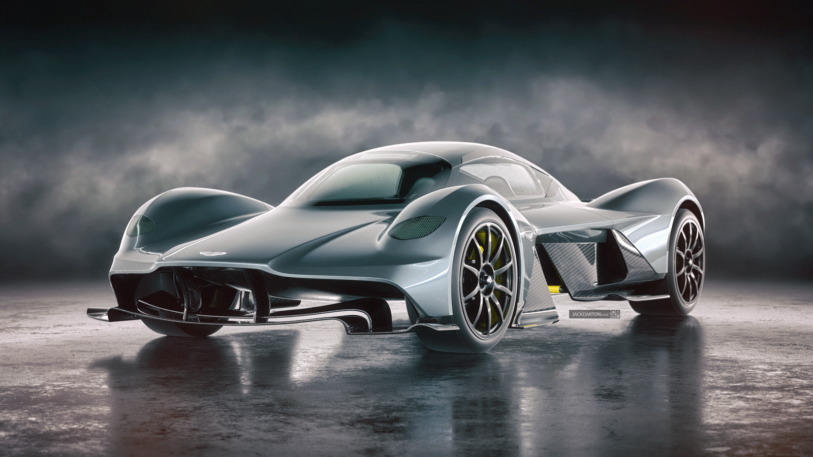 Aston Martin Valkyrie By Jackdarton On Deviantart