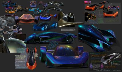 Speedtail Concept