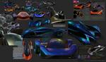 Speedtail Concept by jackdarton