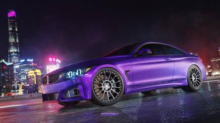 BMW 4 Series by jackdarton