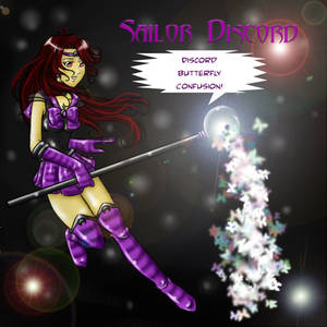 Sailor Discord Competion Entry