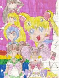 The Sailor Scouts