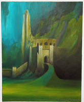 Helm's Deep by biancomanto
