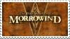 Morrowind stamp by biancomanto
