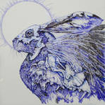 THE 2ND FLYING HARE OF THE APOCALYPSE DEATH