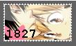 1827 Stamp by mikoru-san