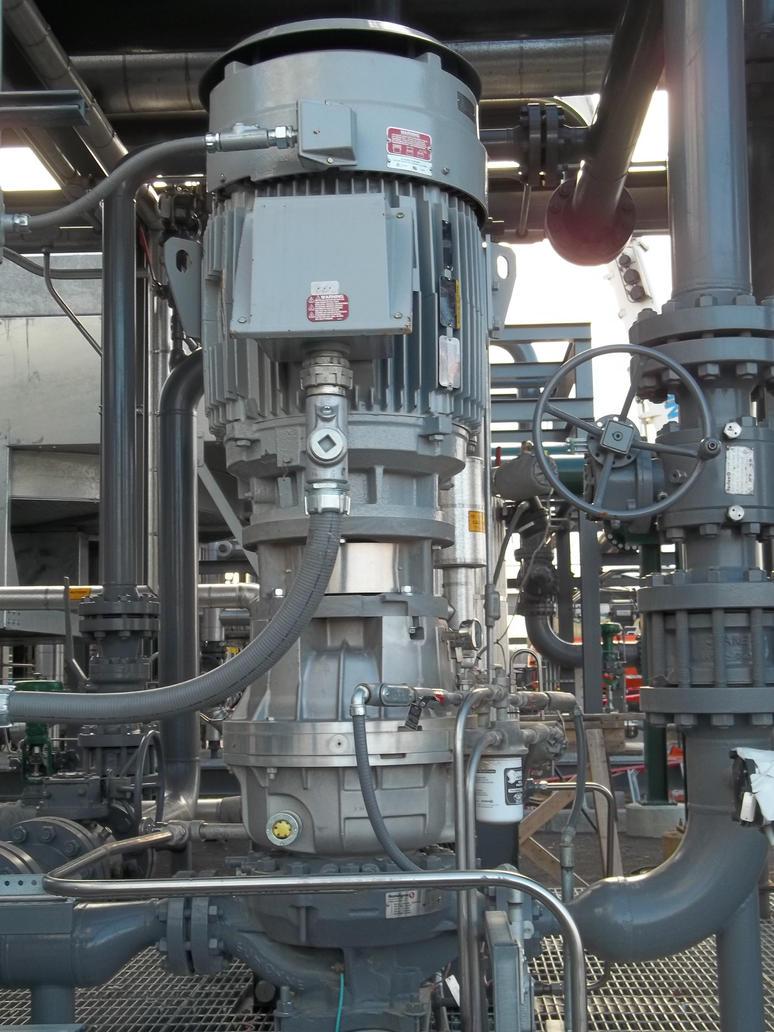 Turbine Compressor by ljljljs