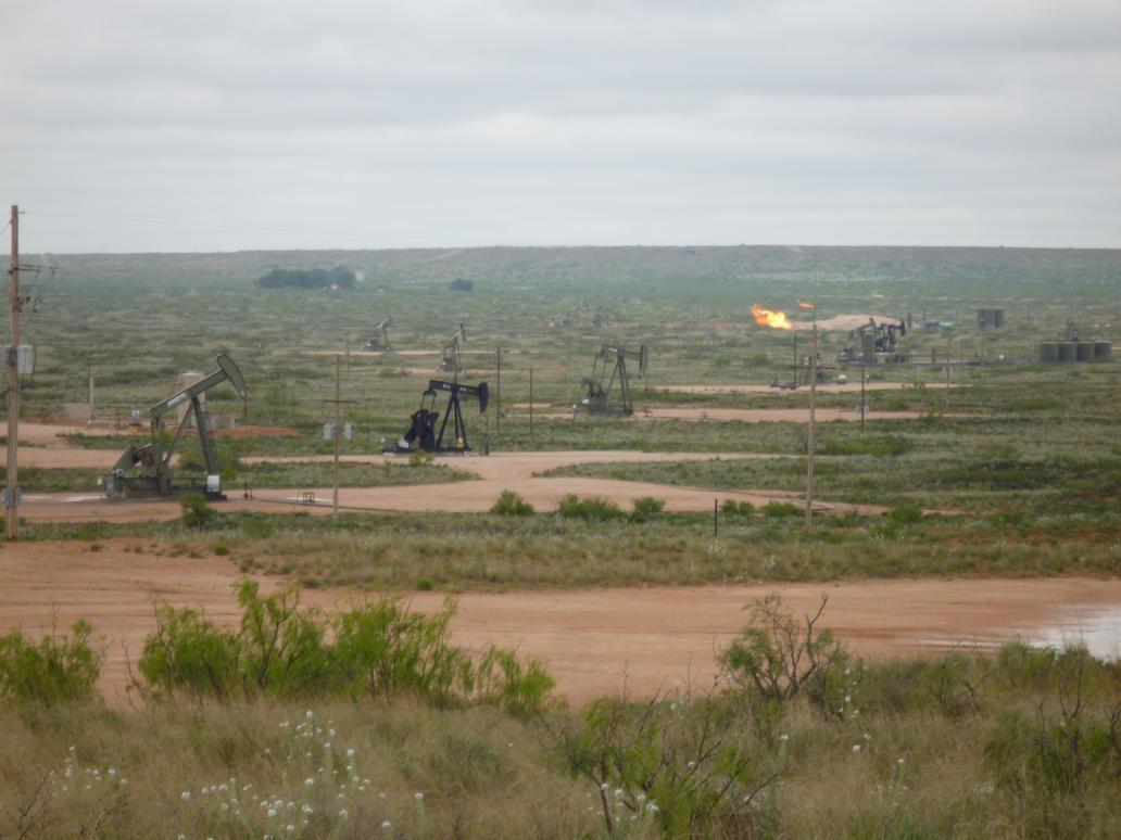 Oil and Gas by ljljljs