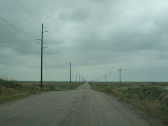 On the road to nowhere NM by ljljljs