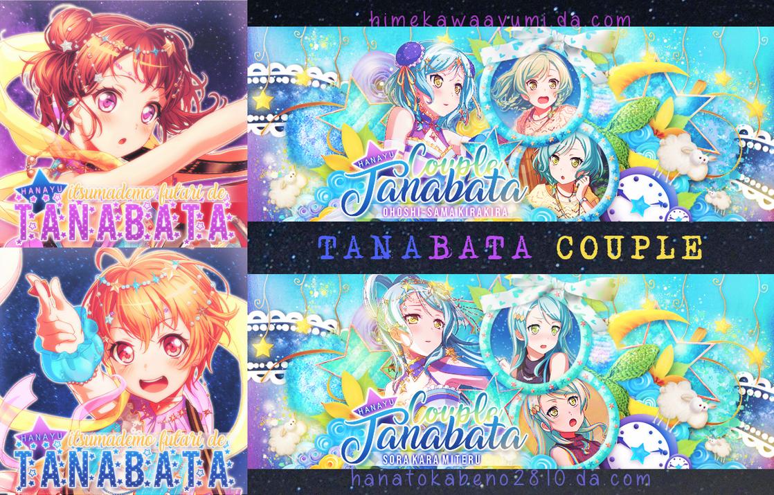 070718 :: TANABATA COUPLE by Hanatokabeno2810